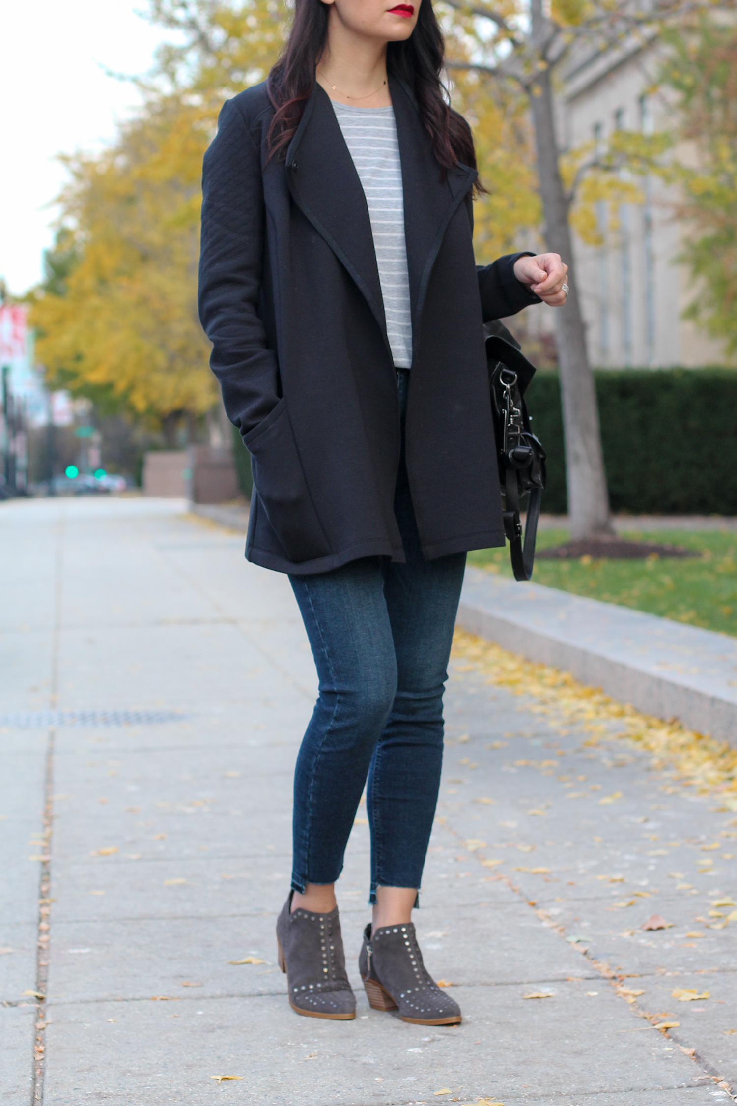 Easy Weekend Style Outfit