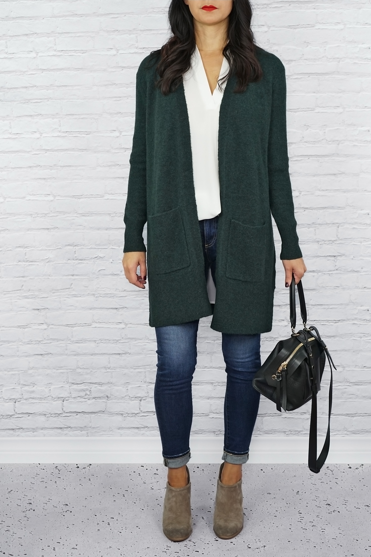 Madewell Cardigan; Concealed Carry Women