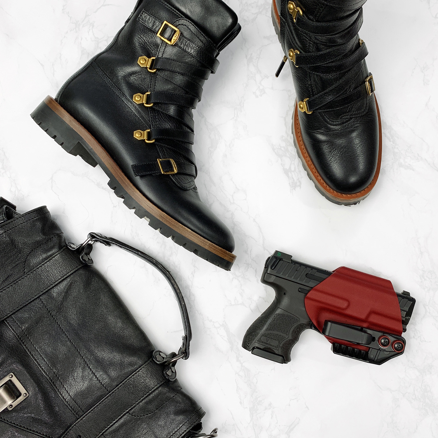 Dior Boots, Holsters for Women
