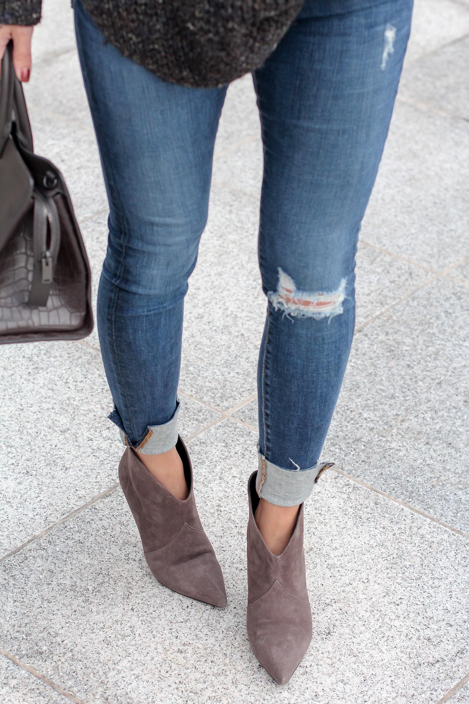 YSL Cabas Bag, AG Jeans, Saint Laurent Boots