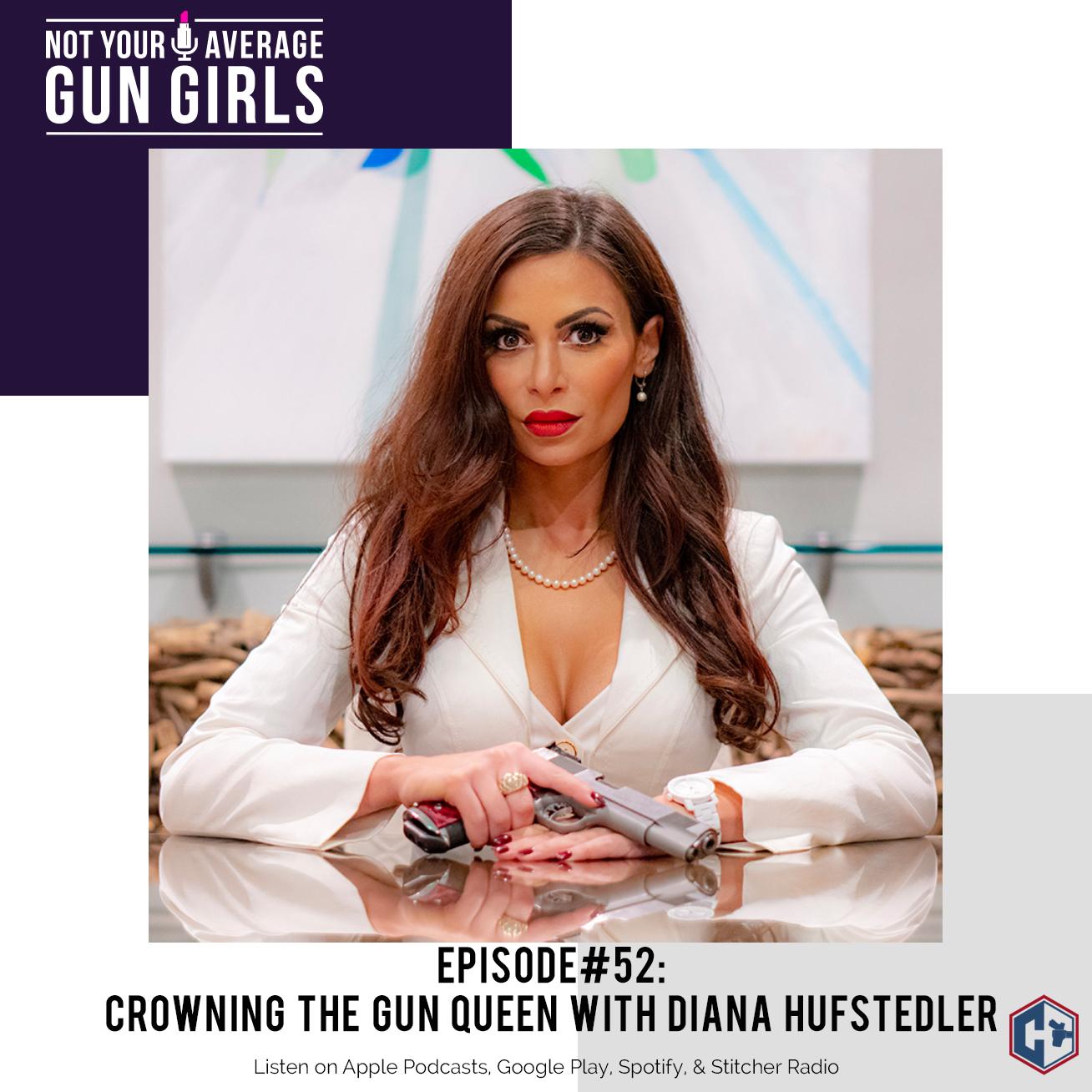 Get Social with Diana:   Gun Queen ,  Instagram ,  LinkedIn