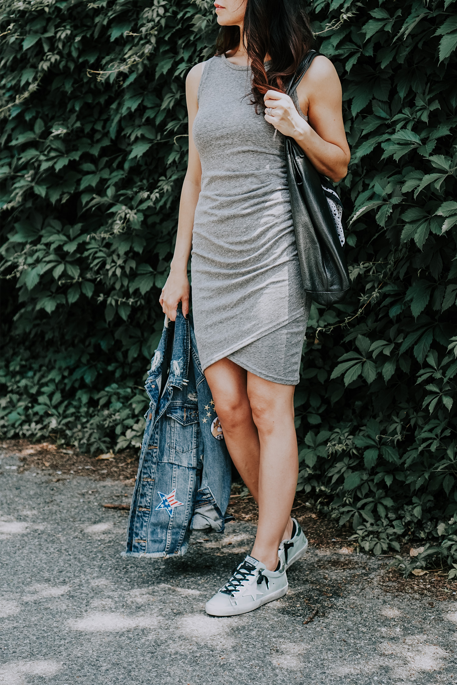 How to Style a Body Con Dress