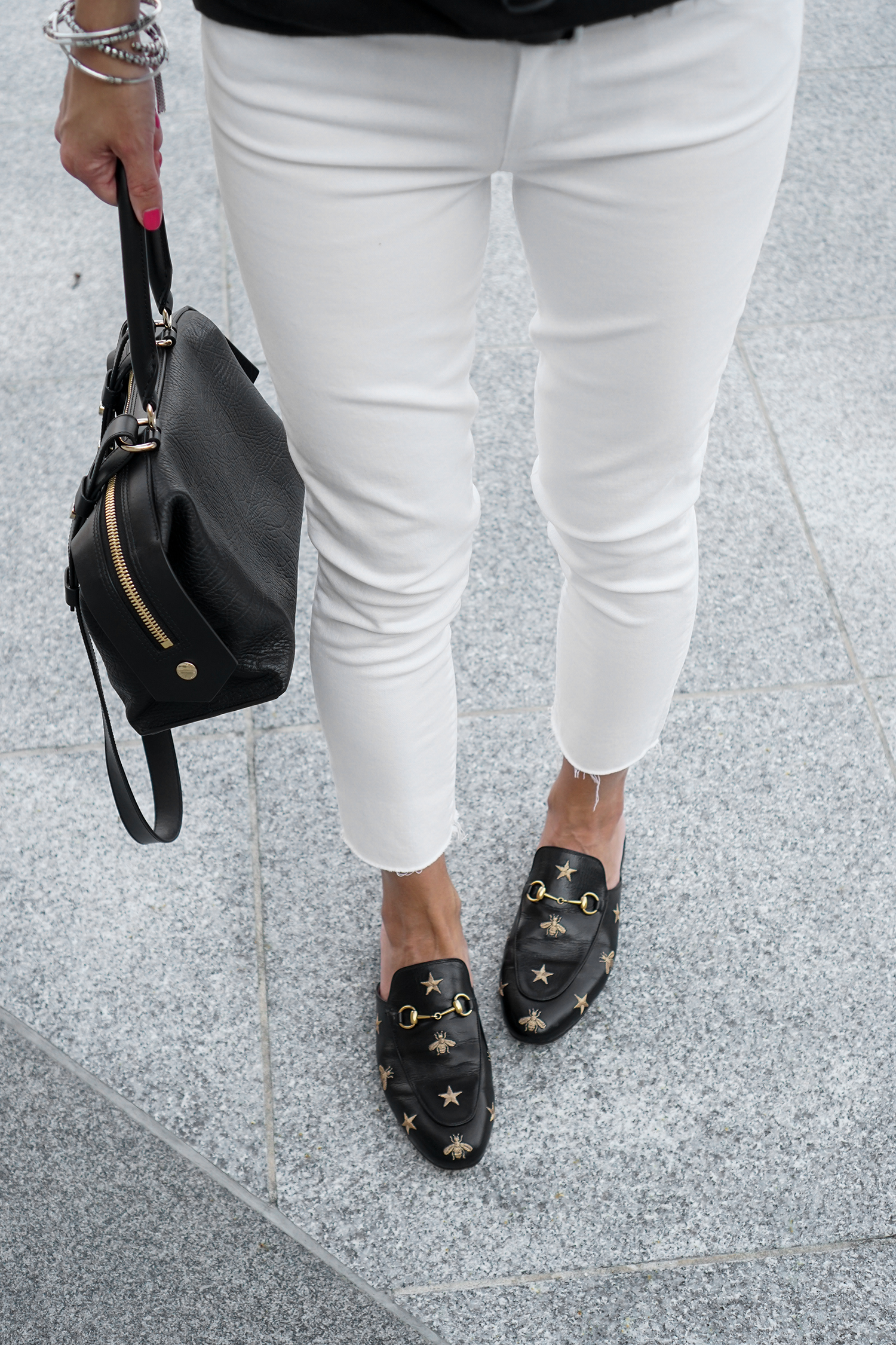 Gucci Princetown Mules Outfit