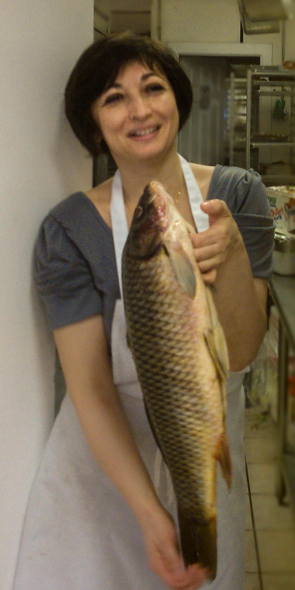 Pre-gefilte fish