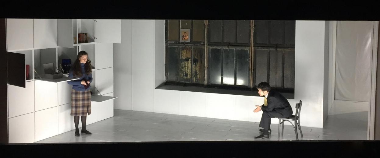 GENTLE | TUTA Theatre Chicago 2017 |Adapted and Directed by Zeljko Djukic