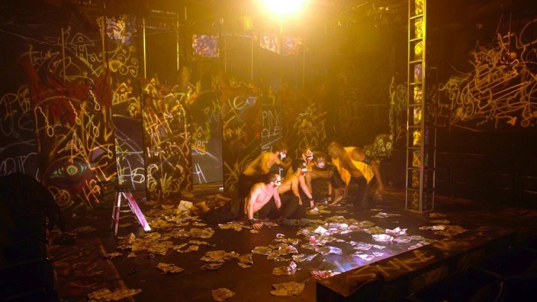 THE BACCHAE | Celebration Theatre, Edinburgh Fringe | Adapted by Allain Rochel, Directed by Michael Matthews