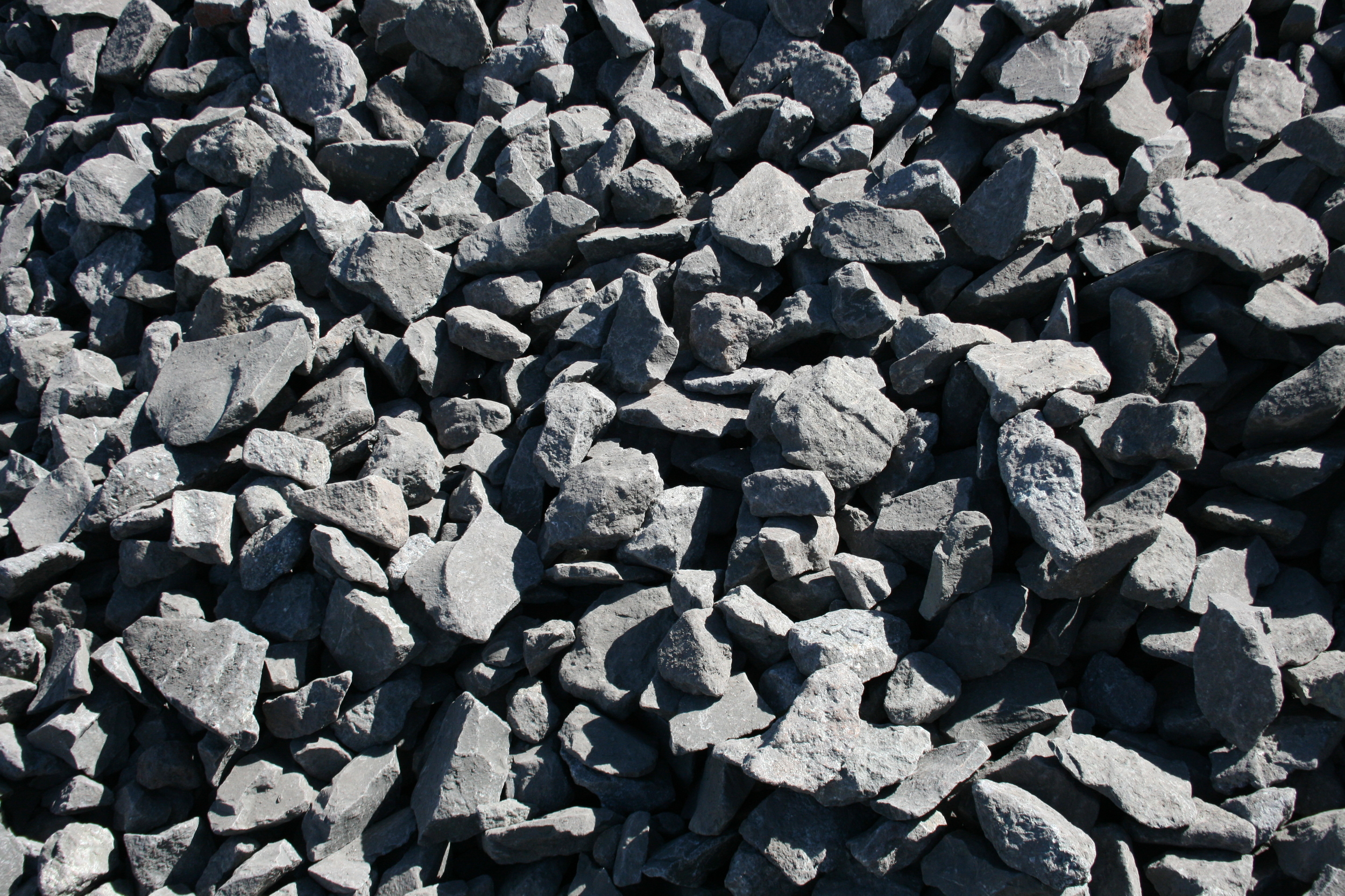 """3"""" open (three inch open) GREAT ROCK FOR DRAIN ROCK AND EMBANKMENT MATERIAL $13/ton"""