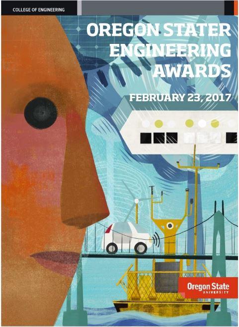 Oregon Stater Engineering Award.JPG