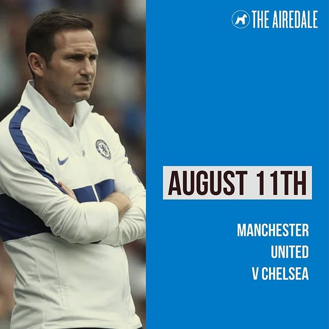 At 11:30 Lampard's lads take on the the other big question mark for the top four race in an early season match between storied clubs in transition. Come on down to watch the 2 winningest teams of the last 20 years in the EPL mark their cards for the 2019 season!  Serving a bottomless full English breakfast all brunch long during the Premier League season. Enjoy a proper all you can eat English breakfast buffet (eggs, sausage, bacon, fried bread, British beans, fried tomatoes, black and white pudding for 20 bucks until 3! #ktbffh #manchesterunited #chelseafc