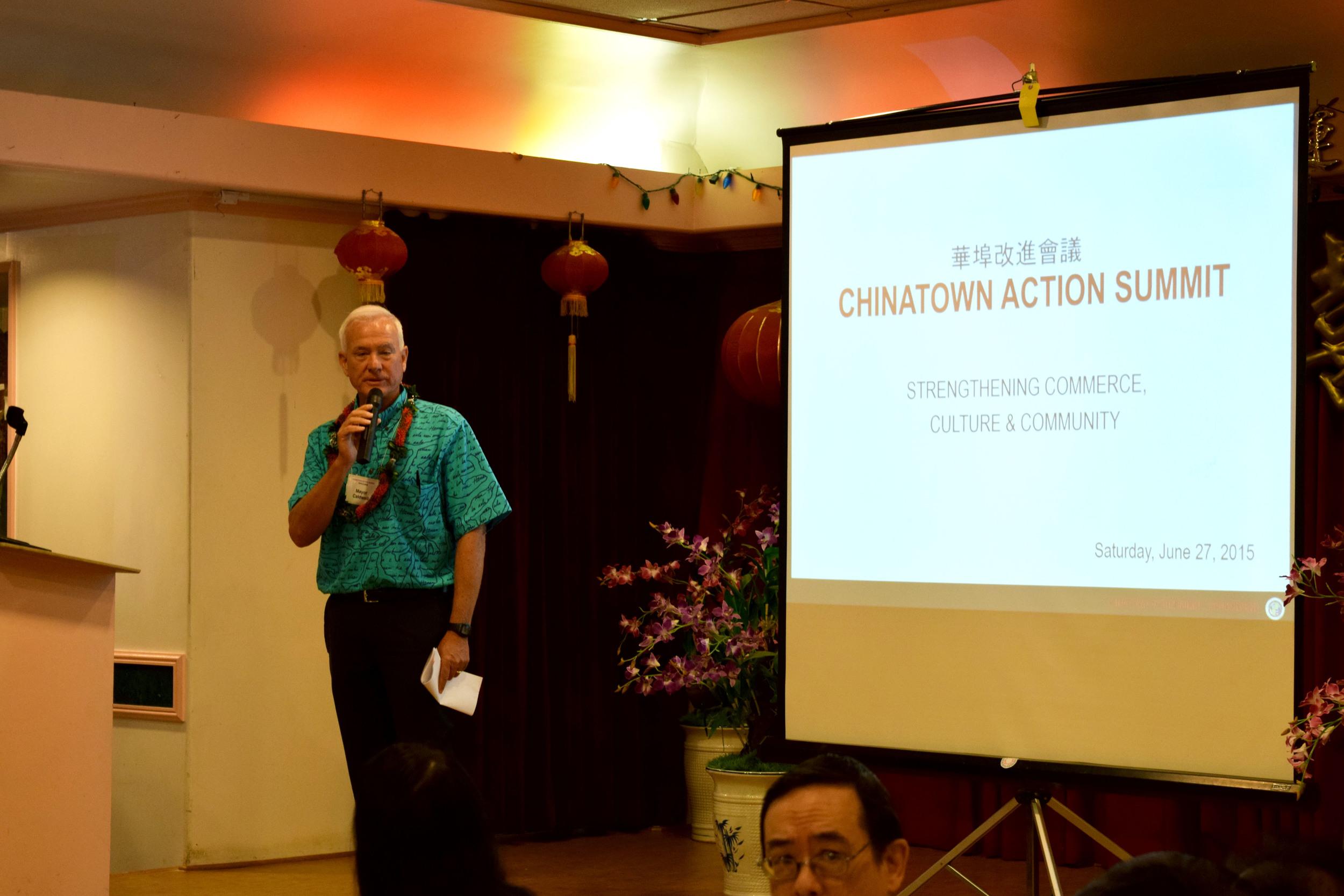 Mayor of Honolulu,Kirk Caldwell