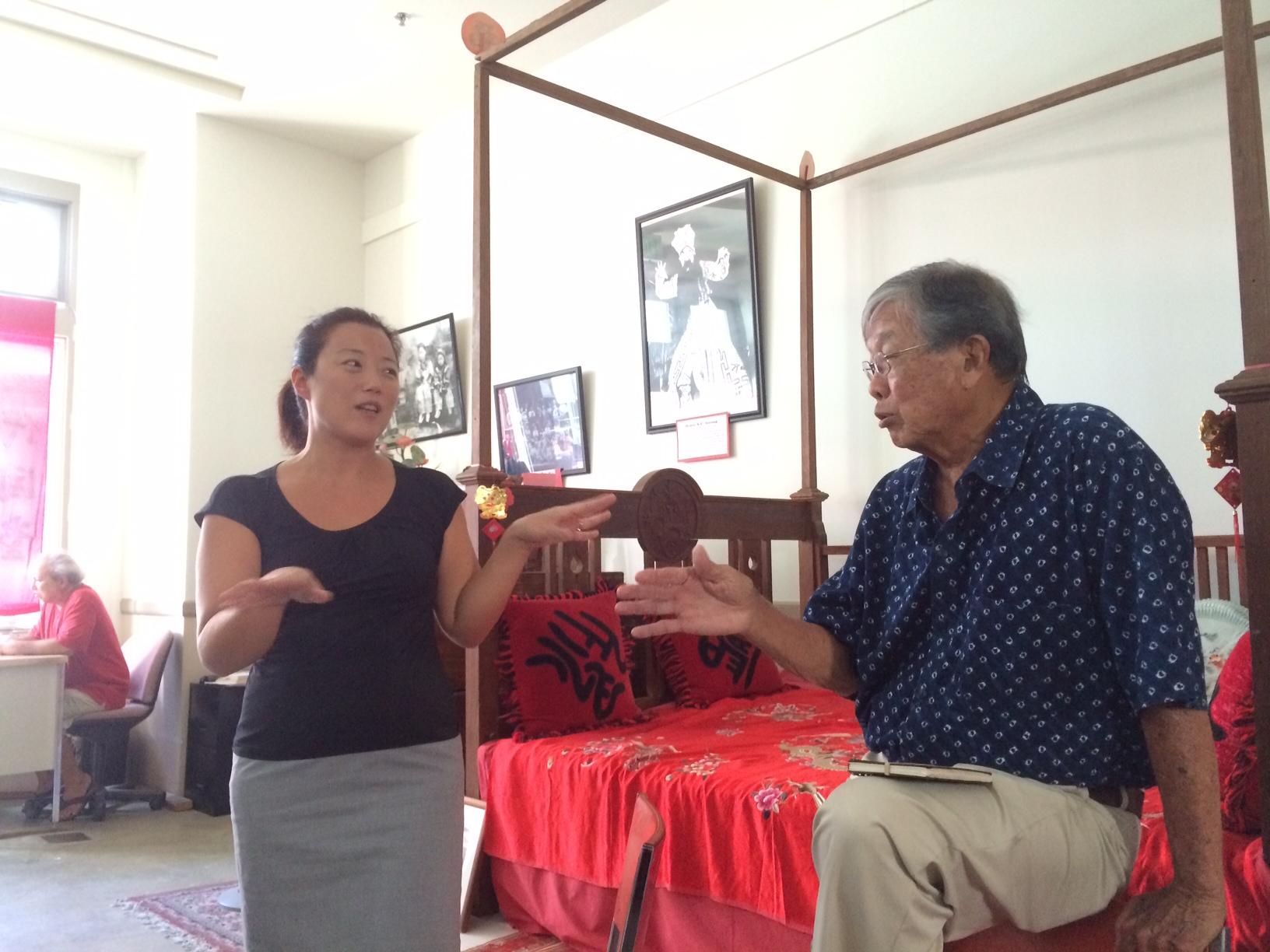 Sharon Gi and Don Goo discuss the economics of development in Chinatown and what the public and private sectors can do.