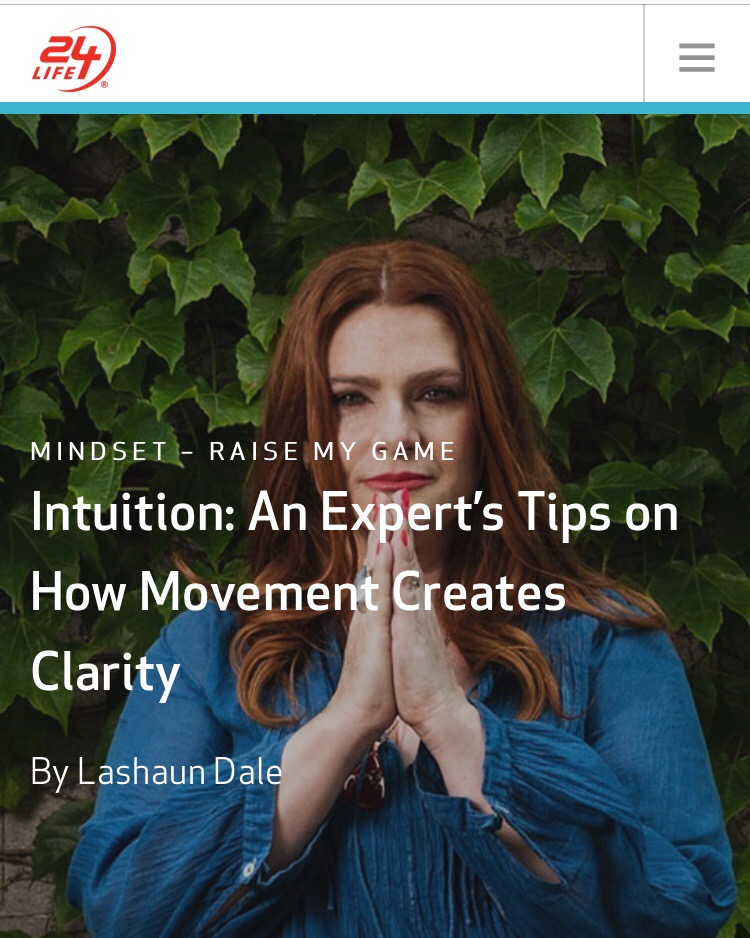 24Life: Intuitive Tips