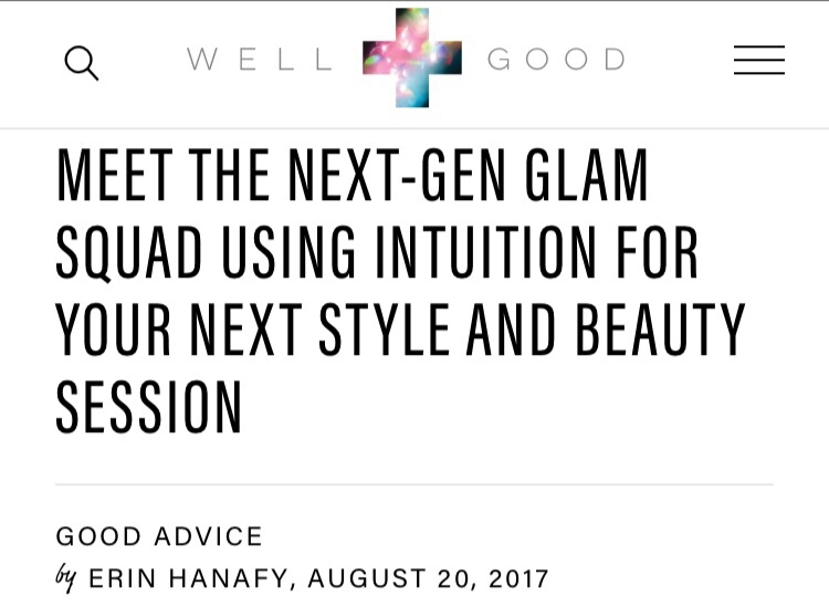 Well + Good: Next Generation Glam