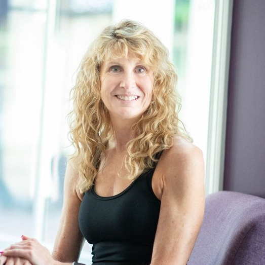 Kim Kolbjornsen   Teaching since 2011  Best known for her strong, steady flow, mindful transitions, and clear and precise verbal directives.