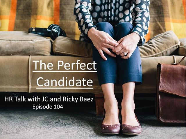 Having issues finding that one candidate that's going to take your business to the next level? This episode of HR Talk is for you! http://ow.ly/EOGi30iM1qd  #HR #HumanResources #Recruitment JC