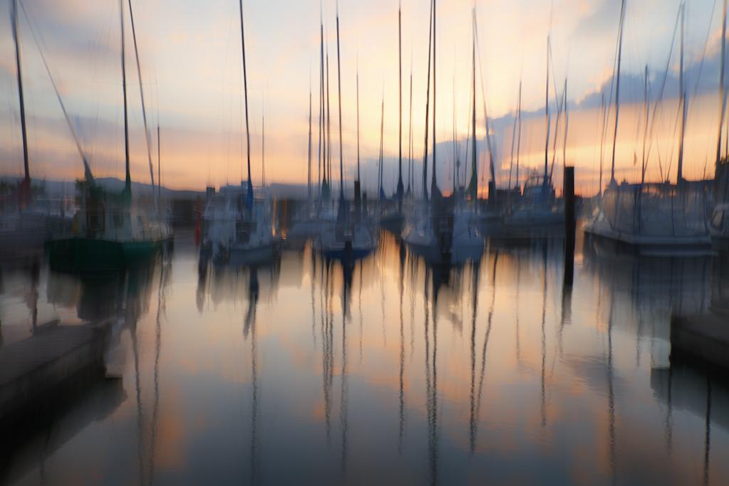 Thieves Bay marina