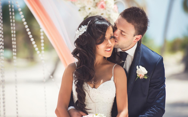 punta cana bride