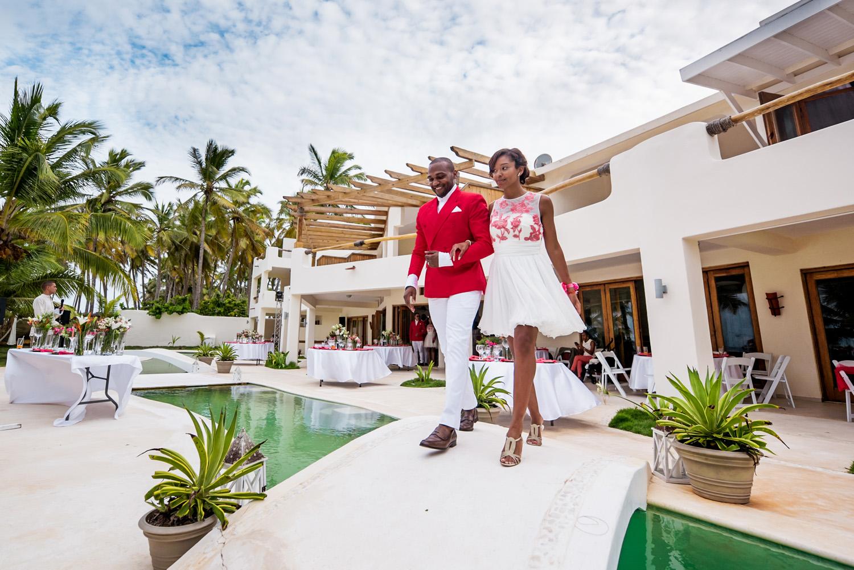 wedding in Dominican repiblic