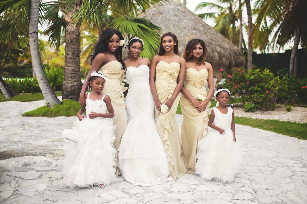 Getting married in Dominican Republic