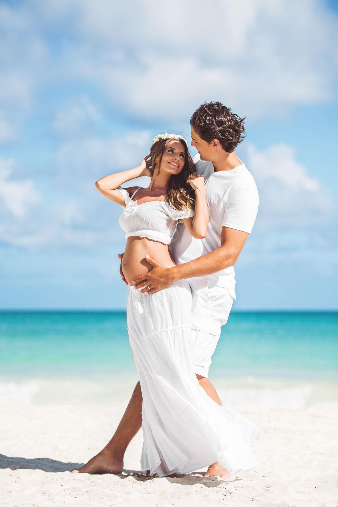 Honeymoon in Punta Cana