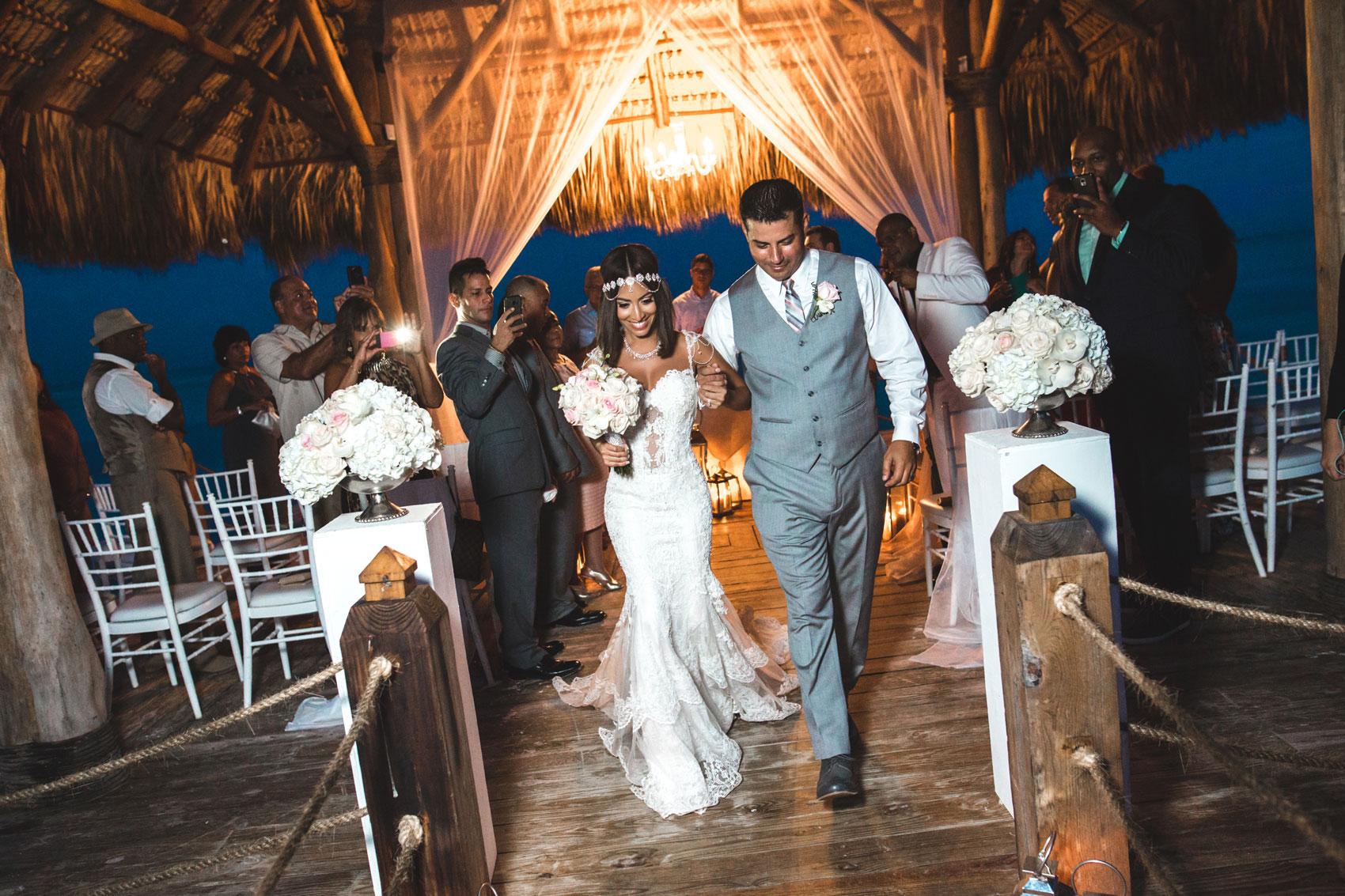 wedding in dominican photographer