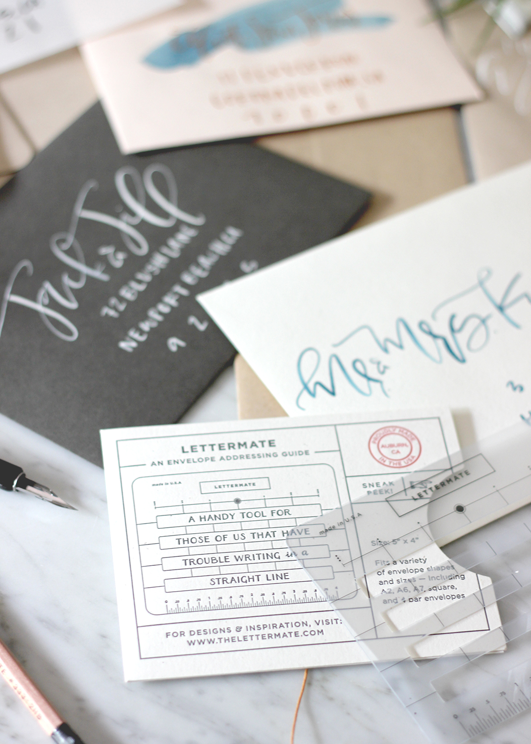 How to Use The Lettermate | A Fabulous Fete