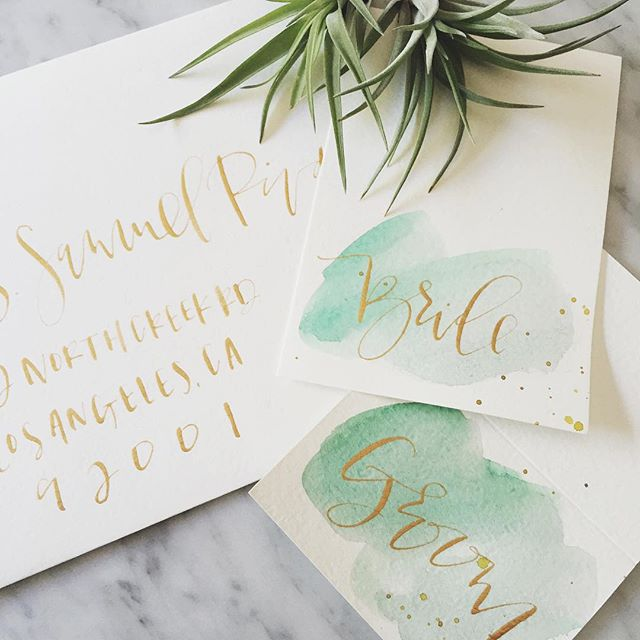 Watercolor and Gold Calligraphy.jpg