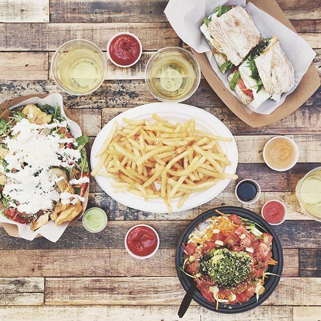 4th Street Market Lunch | A Fabulous Fete