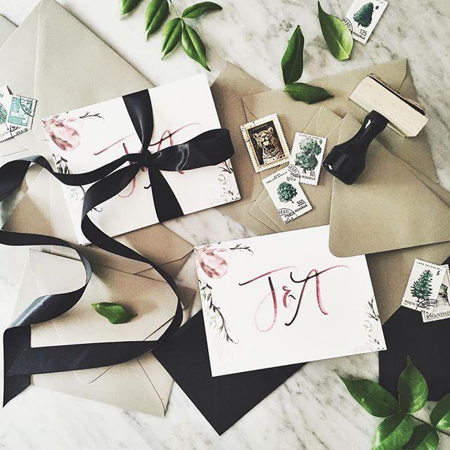 Custom thank you cards | A Fabulous Fete