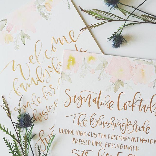 Custom wedding work | A Fabulous Fete
