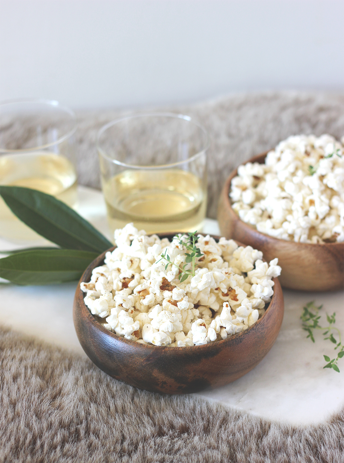 Movie Night Popcorn Recipe | A Fabulous Fete