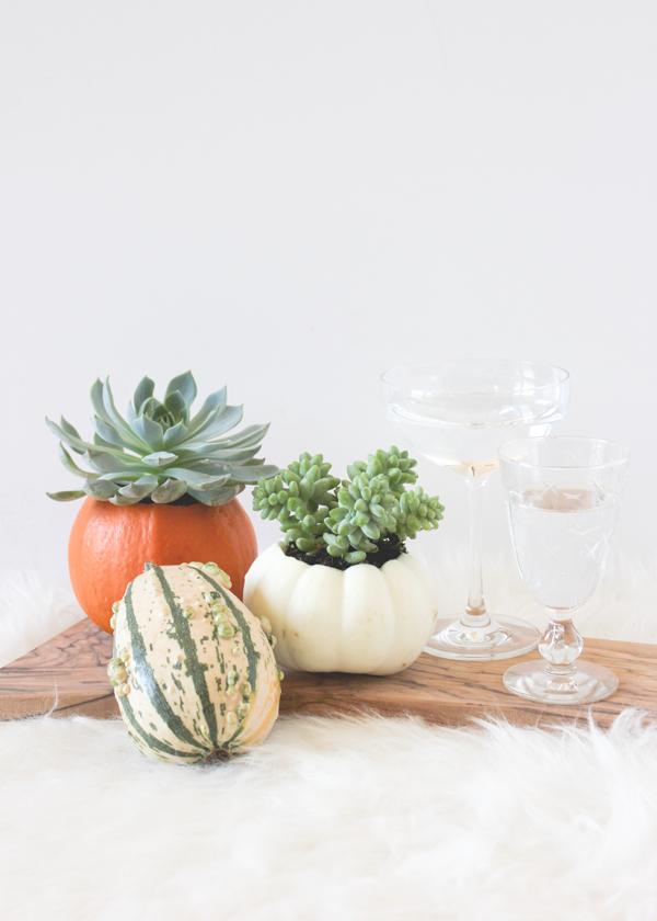 Mini Pumpkin Vase   A Fabulous Fete