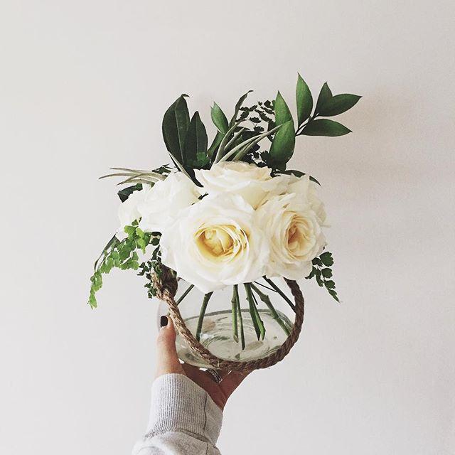 Simple Arrangements | A Fabulous Fete