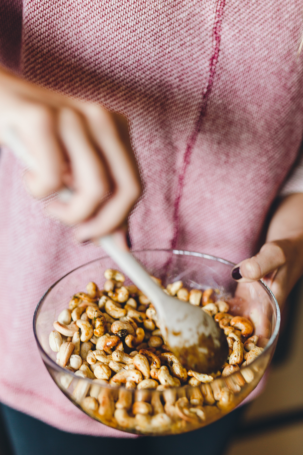 Simple Holiday Nut Recipe | A Fabulous Fete