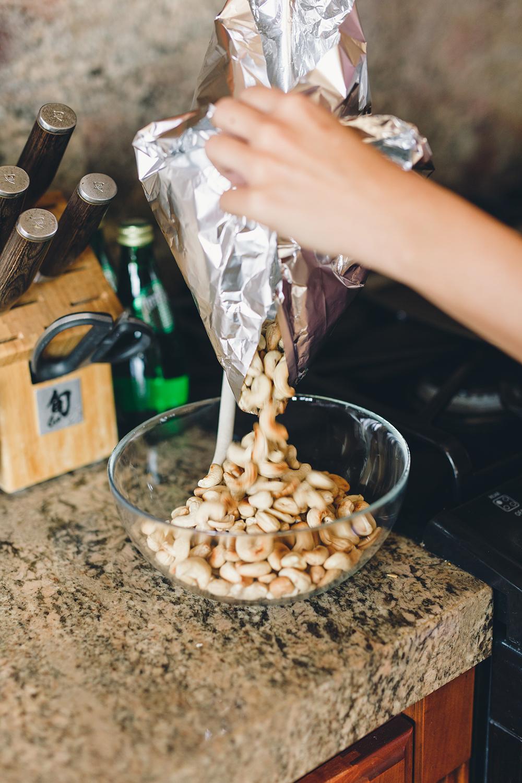 Roasted Cashew Recipe | A Fabulous Fete