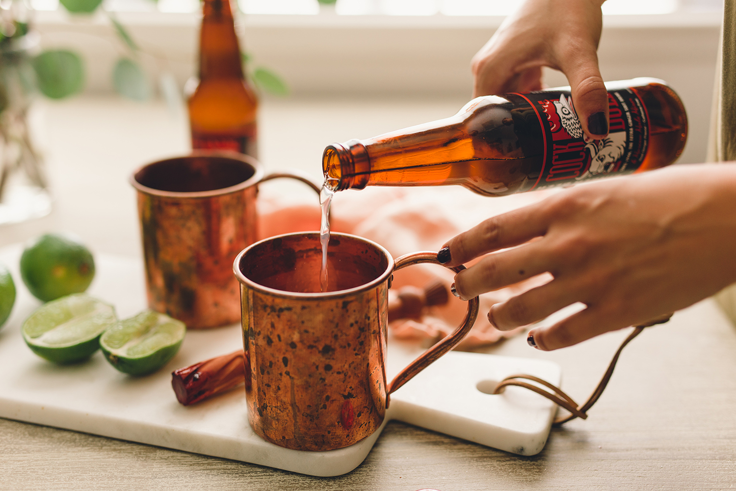 The best ginger beer for your moscow mules | A Fabulous Fete
