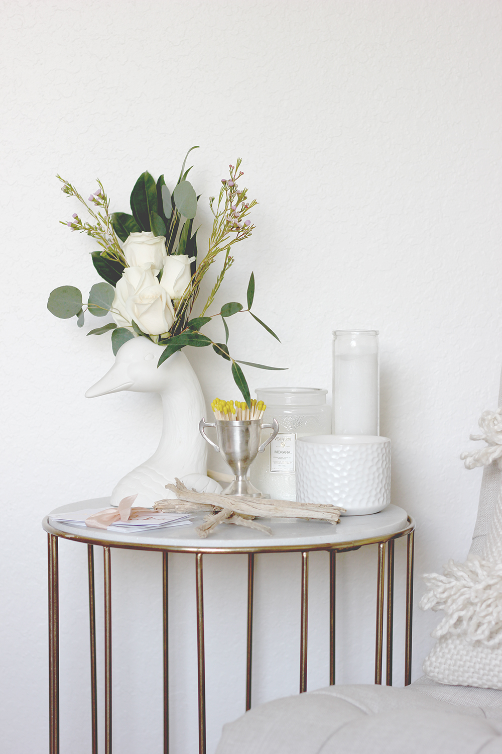 Simple office decorating ideas | A Fabulous Fete