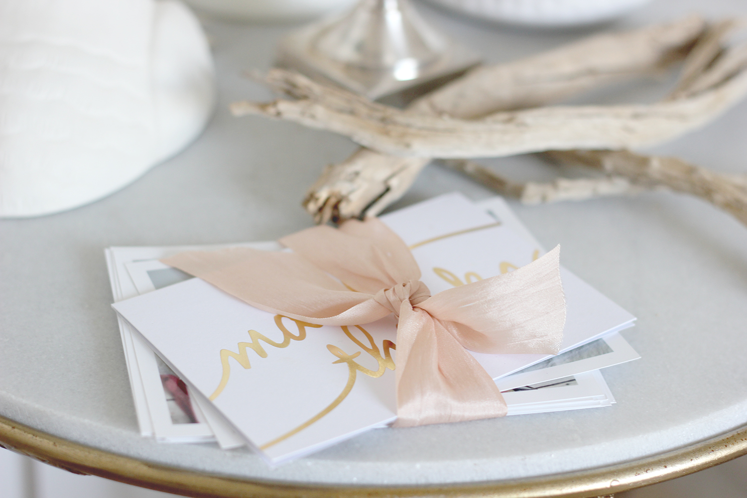 Thank you cards | A Fabulous Fete