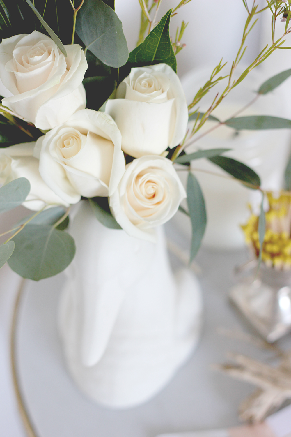 Fresh flowers always | A Fabulous Fete