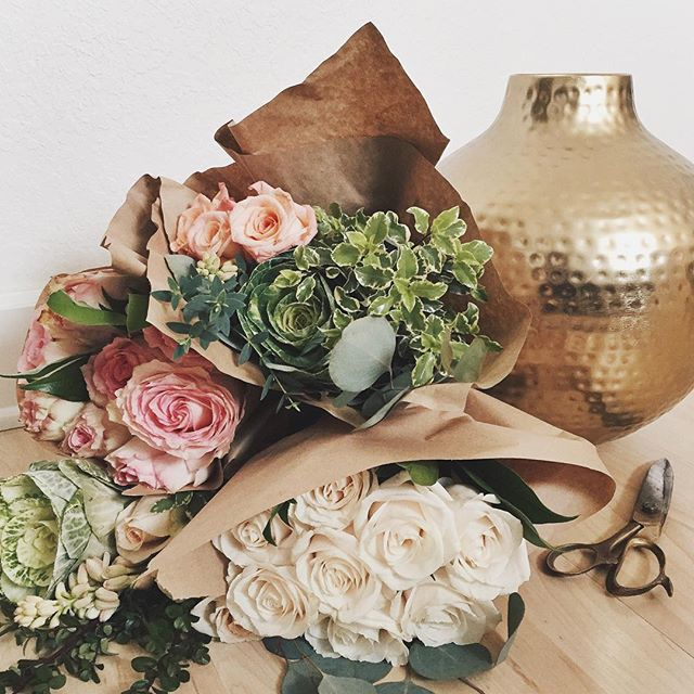 Weekly flower run | A Fabulous Fete