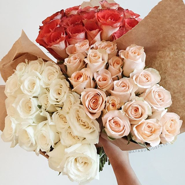 Valentines day roses | A Fabulous Fete