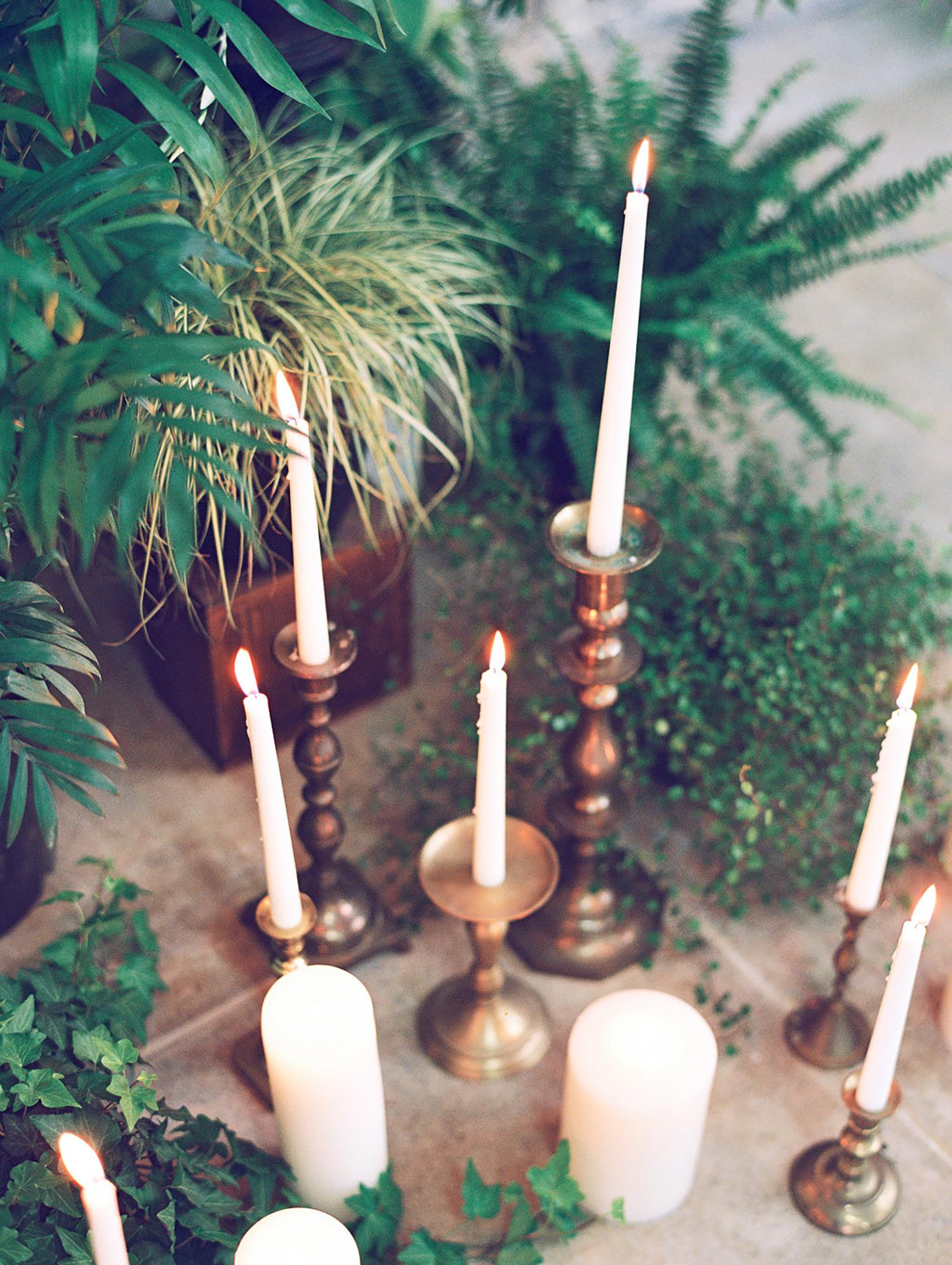 Botanical Wedding Decor   A Fabulous Fete