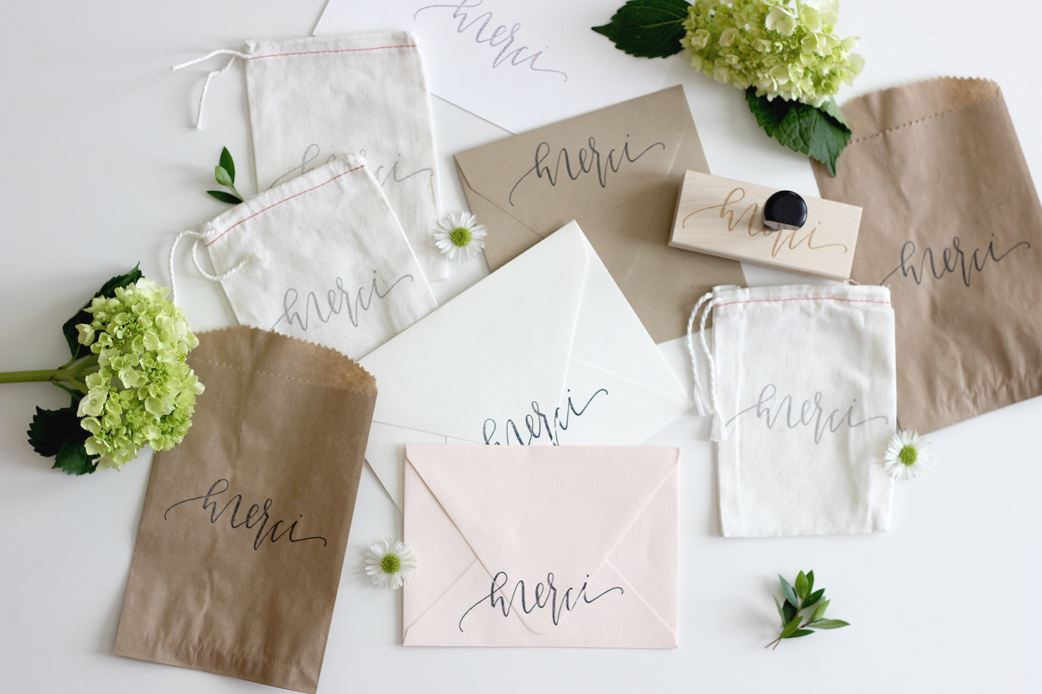 Fancy Paper and Fabric Stamp | A Fabulous Fete