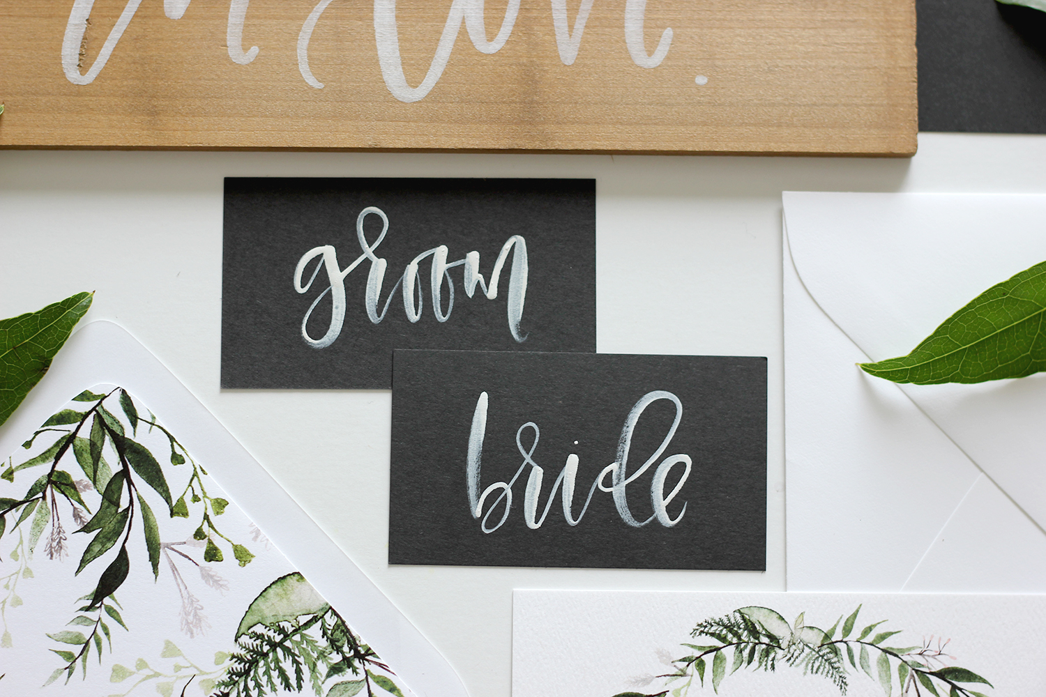 Green and White Wedding Color | A Fabulous Fete