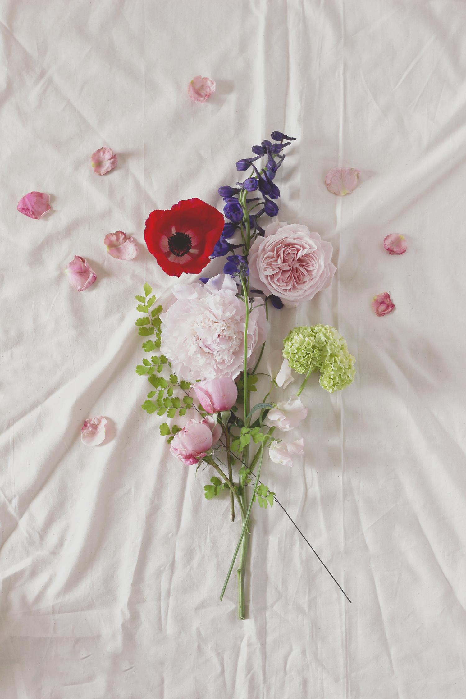 Seasonal Spring Wedding Flowers   A Fabulous Fete