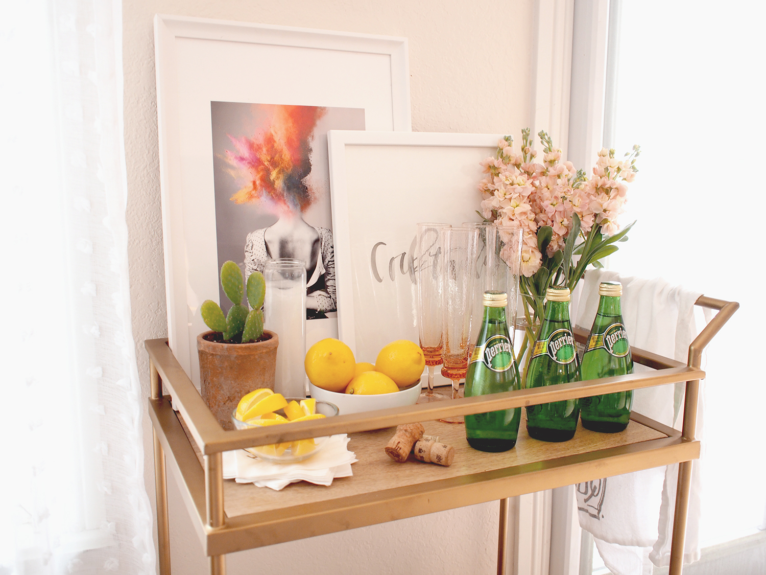 Easy ways to update your home with art | A Fabulous Fete