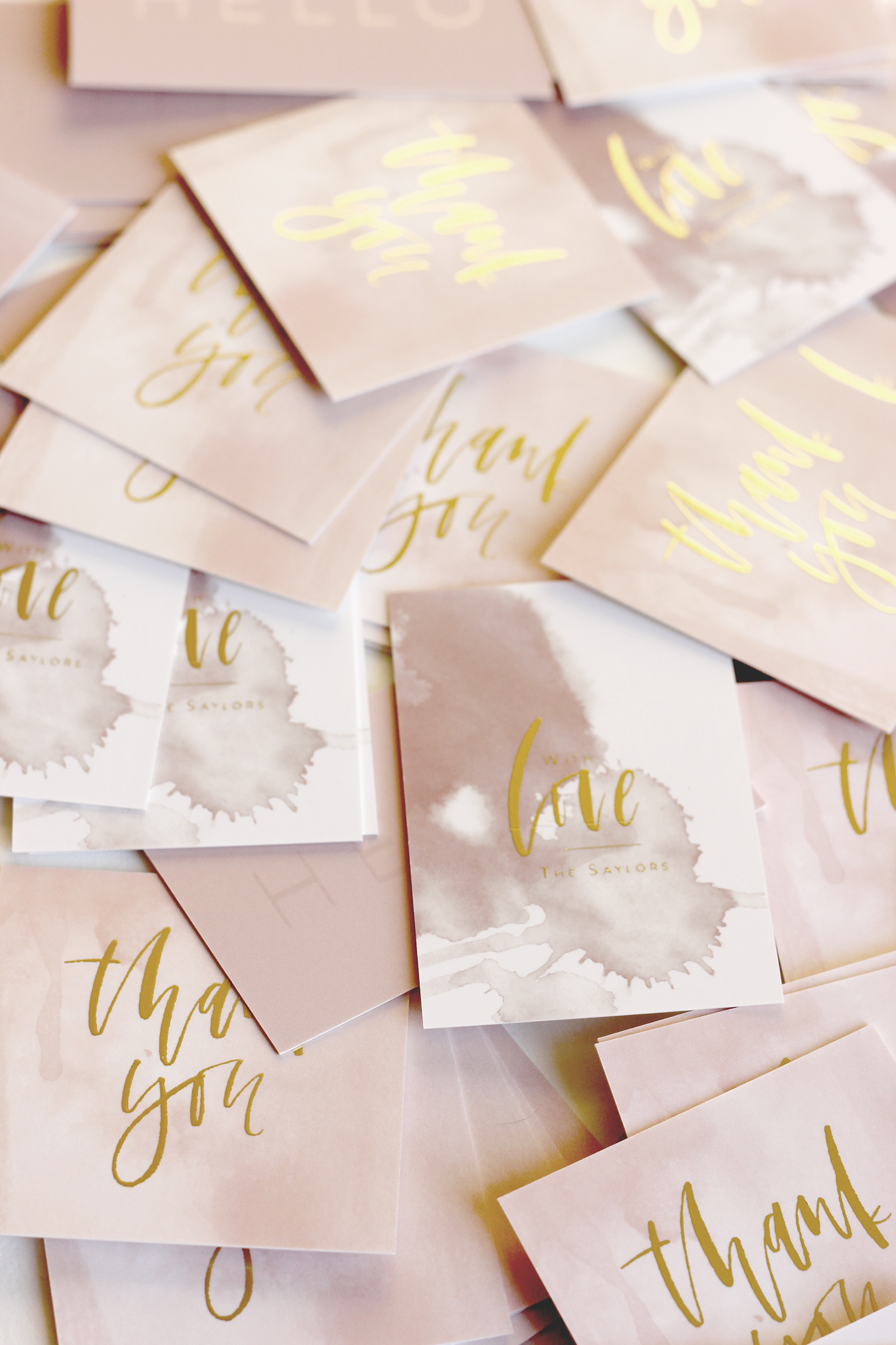 Custom tags to have on hand for gifts and favors!   A Fabulous Fete
