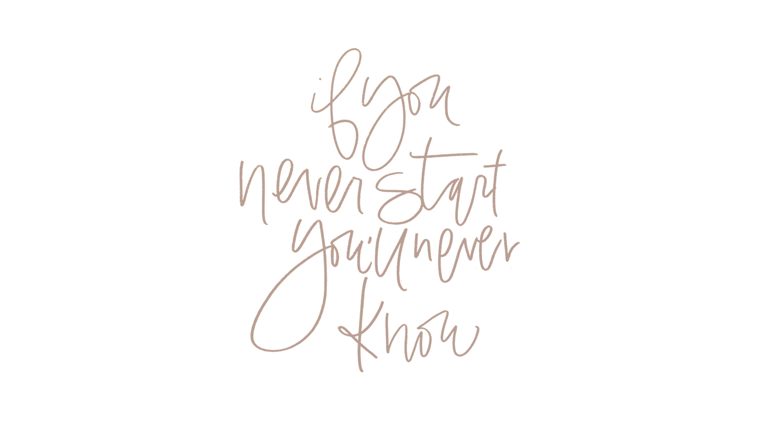 if you never start, you'll never know | a fabulous fete