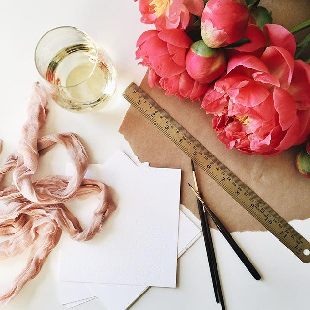 Flowers and art, the perfect night! | A Fabulous Fete