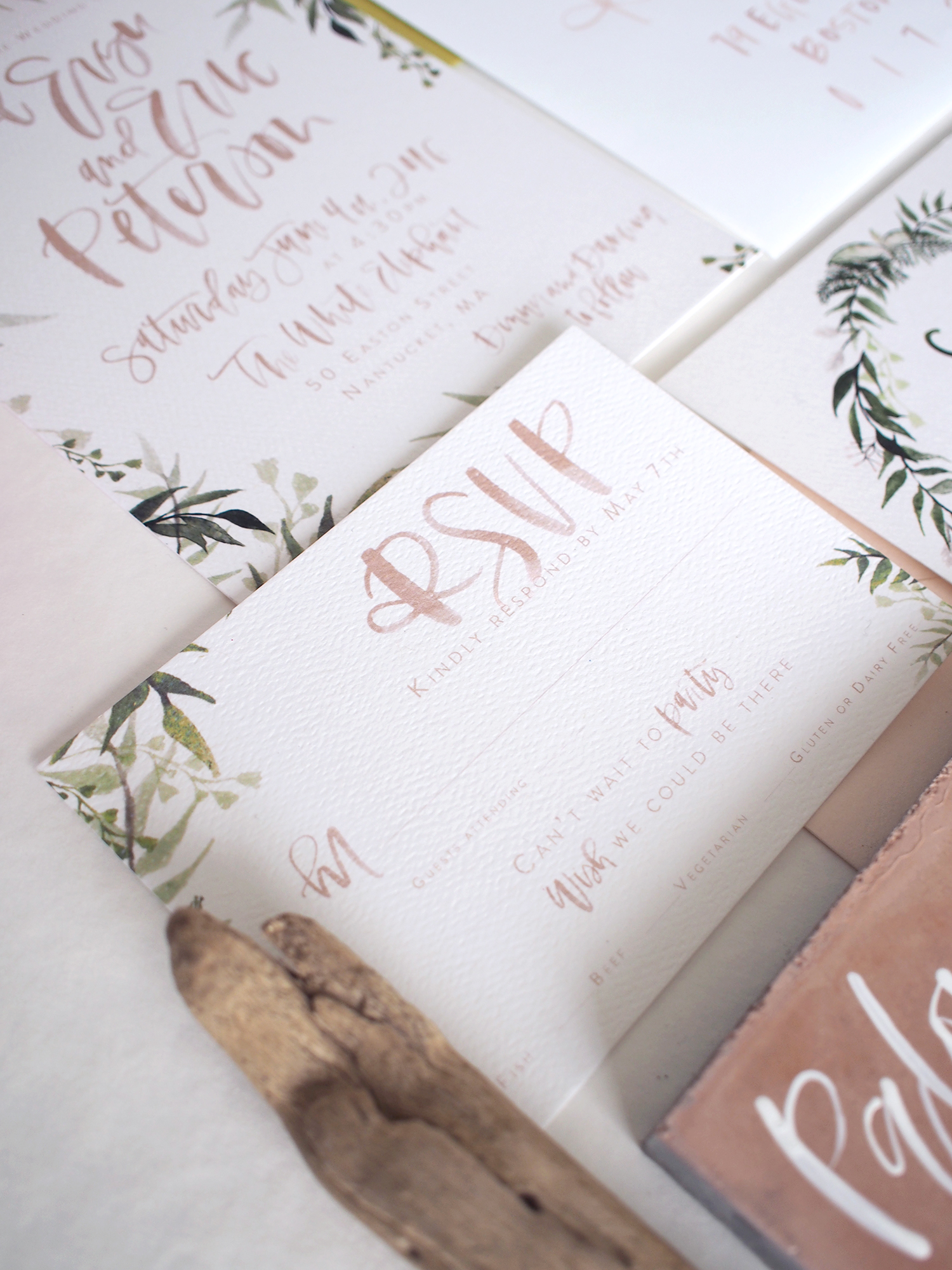 botanical wedding details | a fabulous fete